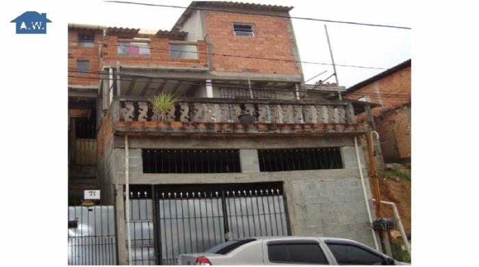 V1182 - Sobrado Residencial residencial em Aldeia - Carapicuíba