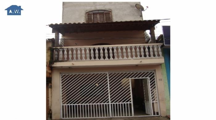 V1199 - Sobrado Residencial residencial em Jardim Carapicuíba - Carapicuíba