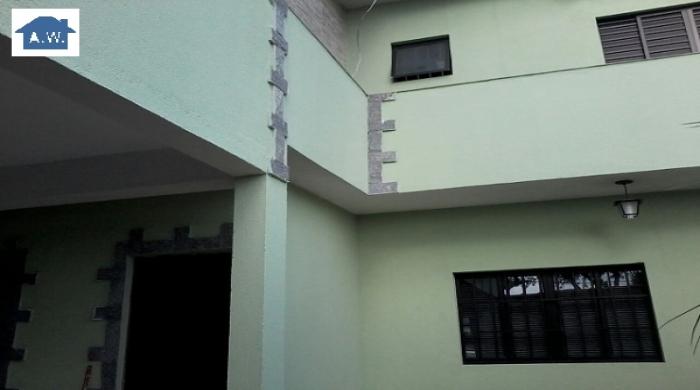 L0107 - Sobrado Residencial residencial em Sul Americana - Carapicuíba