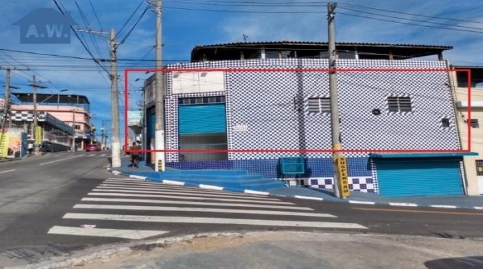 L0086 - Excelente salão comercial - Vila Marcondes
