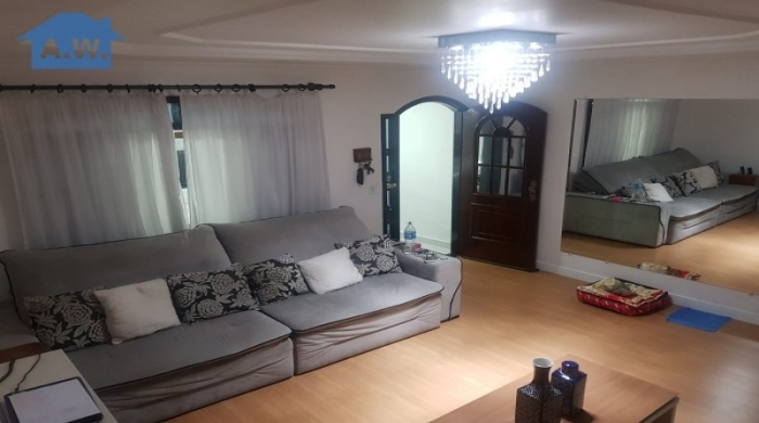 V1288 - Linda casa - Parque Jandaia